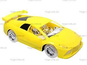 Инерционный игрушечный автомобиль для детей, 092-3