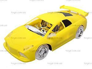 Инерционный игрушечный автомобиль для детей, 092-3, фото