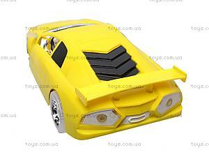 Инерционный игрушечный автомобиль для детей, 092-3, отзывы