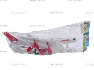 Инерционный игрушечный самолет «Airbus», 768-1, купить