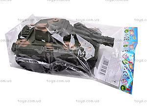 Инерционный игрушечный танк, 6603-9, отзывы