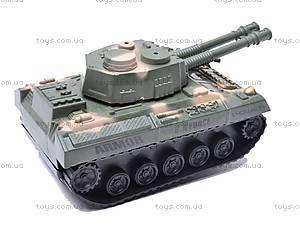 Инерционный игрушечный танк, 6603-9, цена