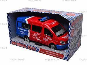Инерционный микроавтобус «Автоспорт», 9098-B, купить