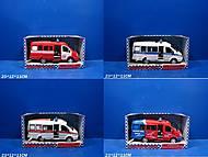 Инерционный микроавтобус «Милиция», 9098D, цена