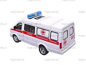 Инерционный микроавтобус «Скорая помощь», 9098-C, цена