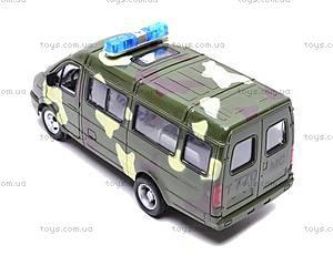Инерционный микроавтобус «Военный», 9098-F, цена