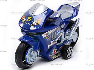 Инерционный мотоцикл, 123
