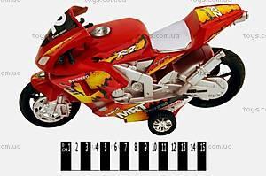 Инерционный мотоцикл «Байк», HR6