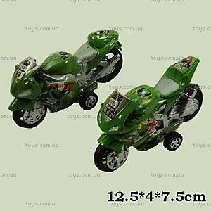 Инерционный мотоцикл «Бен-10», 6881