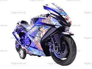 Инерционный мотоцикл, детский, 909-14/909-16, купить