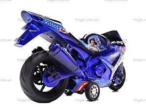 Инерционный мотоцикл, детский, 909-14/909-16, фото