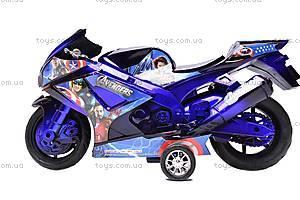 Инерционный мотоцикл, детский, 909-14/909-16, отзывы