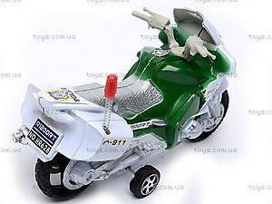 Инерционный мотоцикл «Полиция», HR628, купить