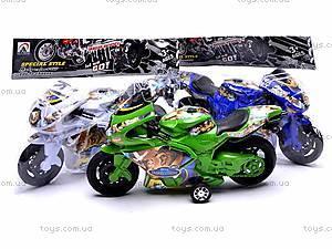 Инерционный мотоцикл «Сказочные персонажи», 909-8, купить