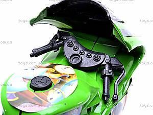 Инерционный мотоцикл «Сказочные персонажи», 909-8, цена