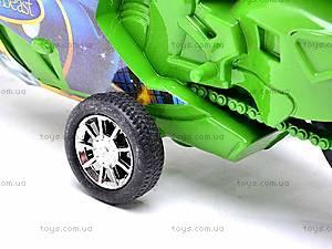 Инерционный мотоцикл «Сказочные персонажи», 909-8, магазин игрушек
