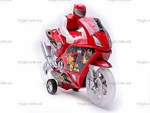 Инерционный мотоцикл Spiderman, HR638-6, купить