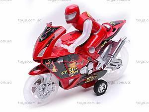 Инерционный мотоцикл Spiderman, HR638-6