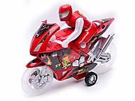 Инерционный мотоцикл Spiderman, HR638-6, фото