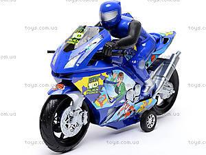 Инерционный мотоцикл «Спорт», HR686-10