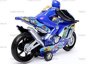 Инерционный мотоцикл «Спорт», HR686-10, отзывы
