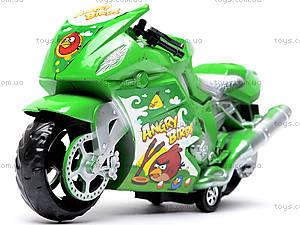 Инерционный мотоцикл «Спортбайк», 2093
