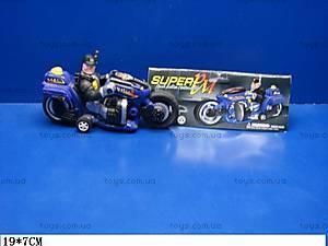 Инерционный мотоцикл Super Bike, 323