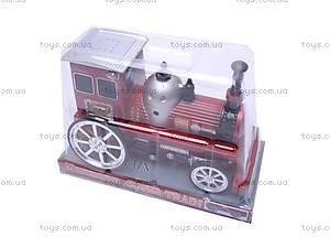 Инерционный паровоз , 1001, игрушки