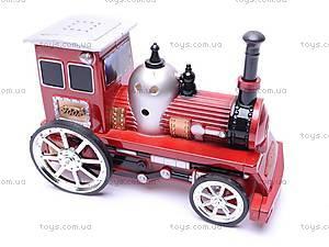 Инерционный паровоз , 1001, toys