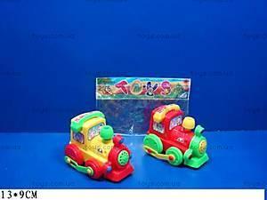 Инерционный паровоз Baby, 3305