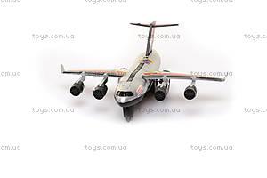 Инерционный реактивный самолет, 598-7
