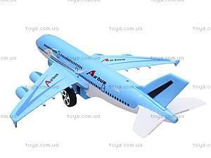 Инерционный самолет для детей, 625A, фото