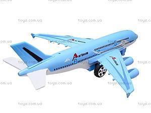 Инерционный самолет для детей, 625A, отзывы