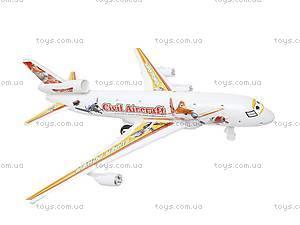 Инерционный самолет «Летачки», FD-1, игрушки
