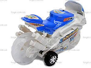 Инерционный спортивный мотоцикл, 2011-66, купить