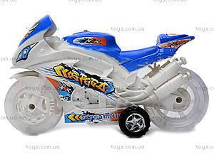 Инерционный спортивный мотоцикл, 2011-66, фото