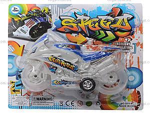 Инерционный спортивный мотоцикл, 2011-66, отзывы