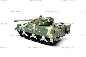 Инерционный танк Combat Force, 4308, купить