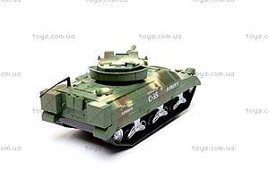 Инерционный танк Combat Force, 4308, фото