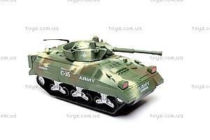 Инерционный танк Combat Force, 4308