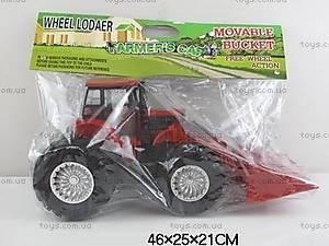 Инерционный трактор для детей, 1106I161
