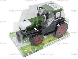 Инерционный трактор «Фермер», 0488-160