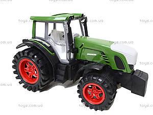 Инерционный трактор «Фермер», 0488-160, фото