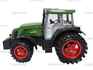 Инерционный трактор «Фермер», 0488-160, отзывы