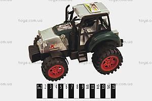 Инерционный трактор King, 238-2