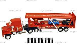 Инерционный трейлер-автовоз, 1221A-3