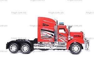 Инерционный трейлер-автовоз для детей, 9080-3A, цена