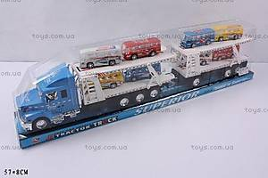 Инерционный трейлер с автобусами, 2698-2