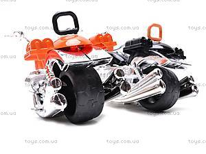 Инерционный трейлер с двумя мотоциклами, 2010-9, цена