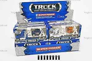 Инерционный трейлер Super Truck, 189